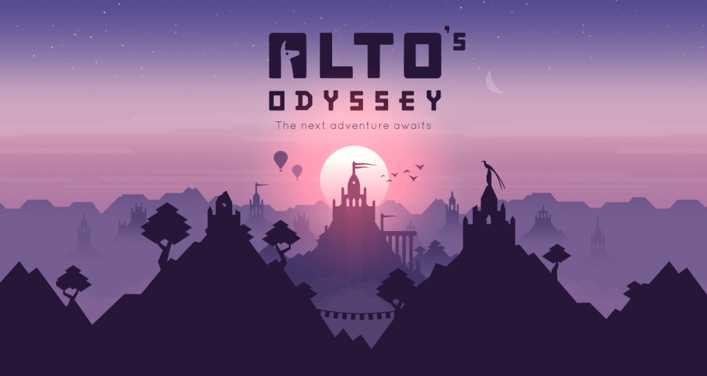 Alto's Odyssey - Best Games to Play on Chromebook