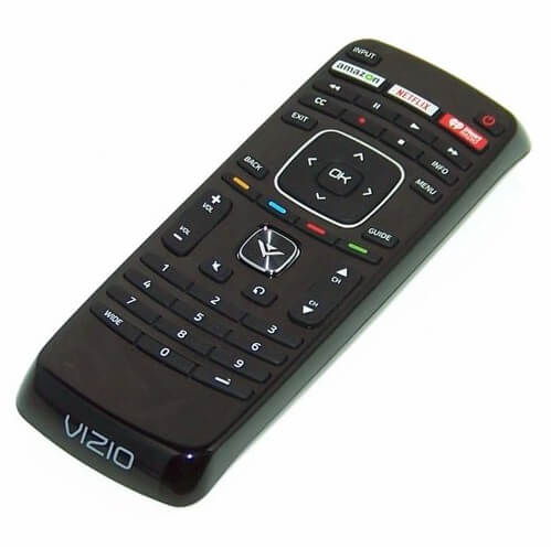 Remote of VIA TV