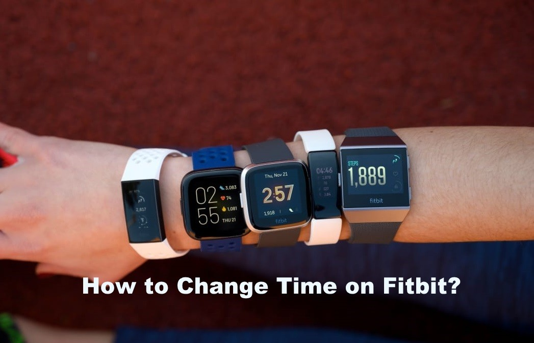 How to Change Time on Fitbit Versa/Charge/Alta and more