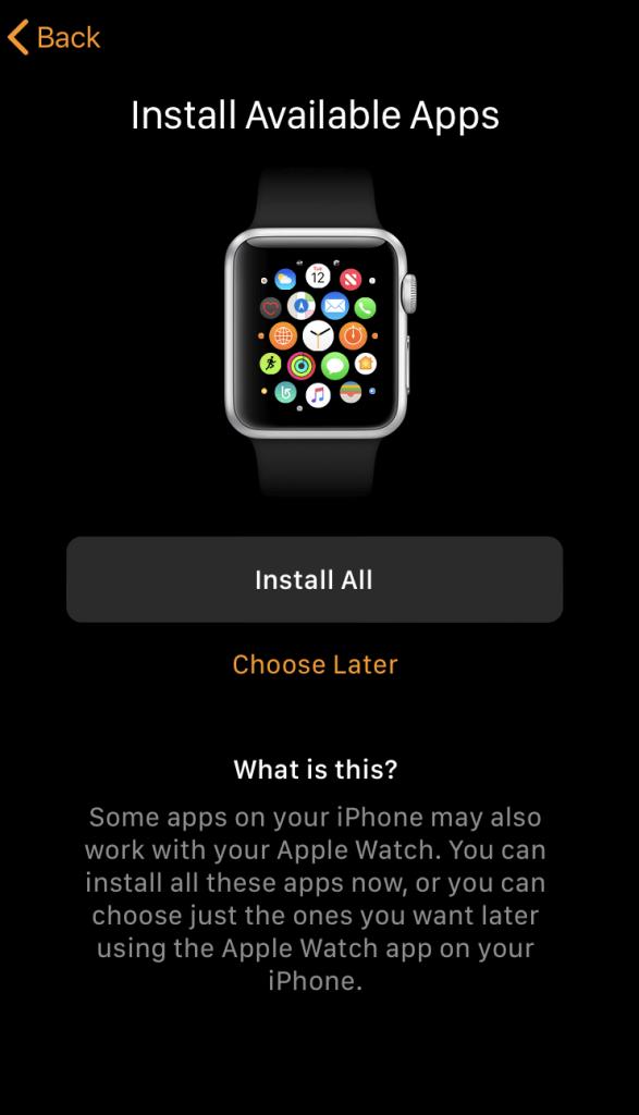 Install Apps
