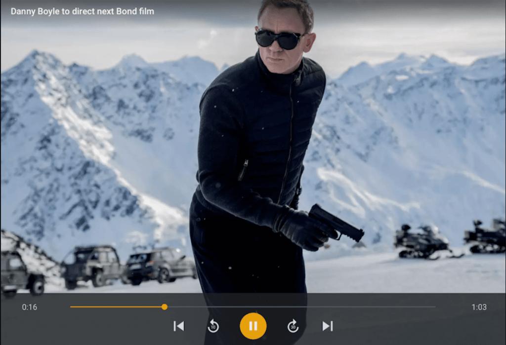 Plex - Best Video Player for Chromebook
