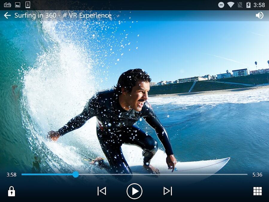 Power media player - Best Video Player for Chromebook