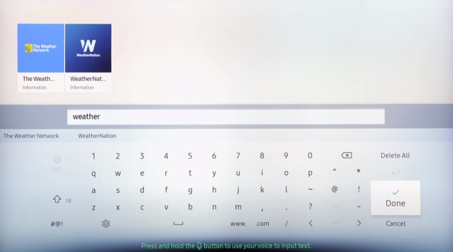 How to Add Apps on Samsung Smart TV