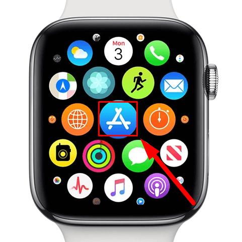 App store - Spotify On Apple Watch