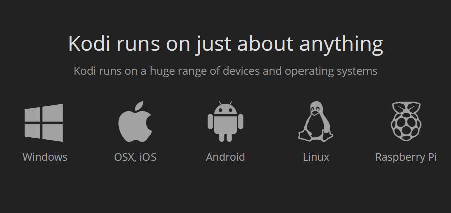 Select Android to install Kodi on Mi Box