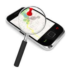 Track an iPhone from Android Mobile