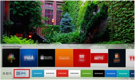 Update Samsung Smart TV Apps