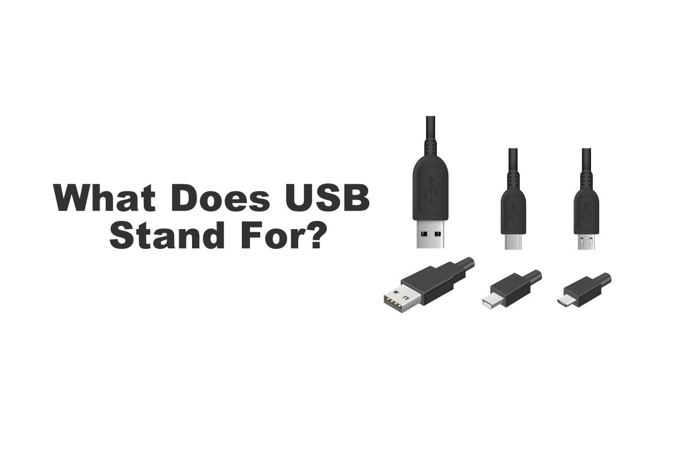 What does USB Stand for and Different Types Available?