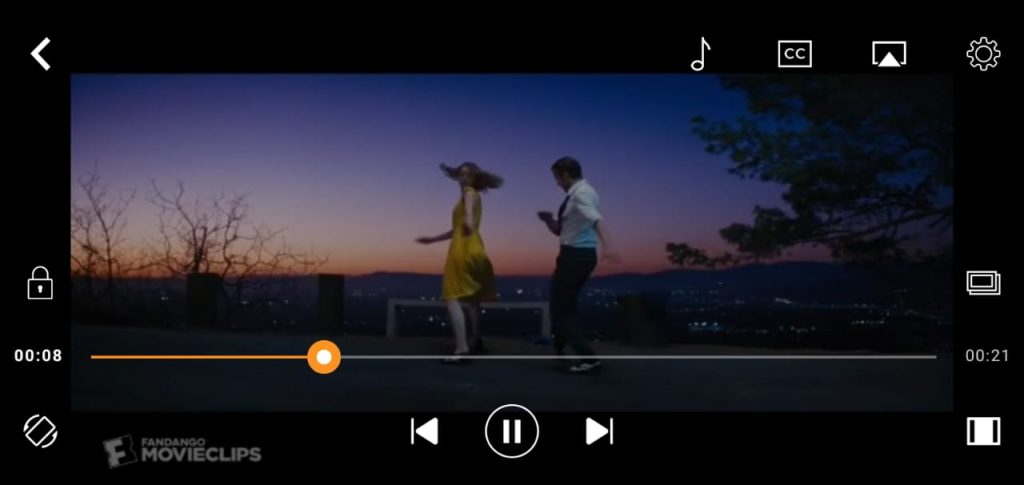 CnX player - Best Video Player for Chromebook
