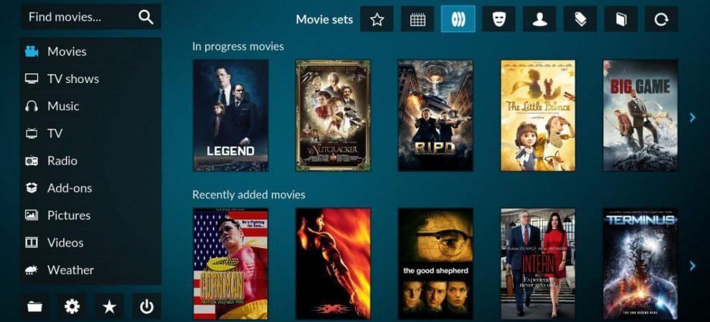 Kodi - Best Video Player for Chromebook