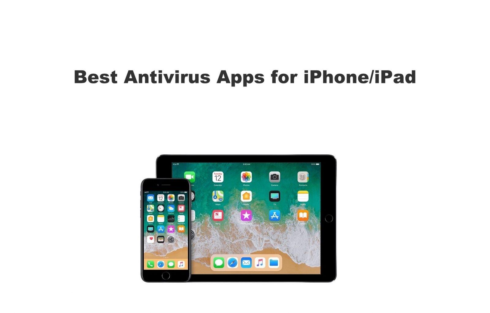 Best Antivirus Apps for iPhone/iPad in 2021