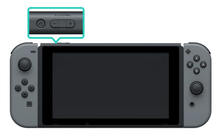 Reset Nintendo Switch