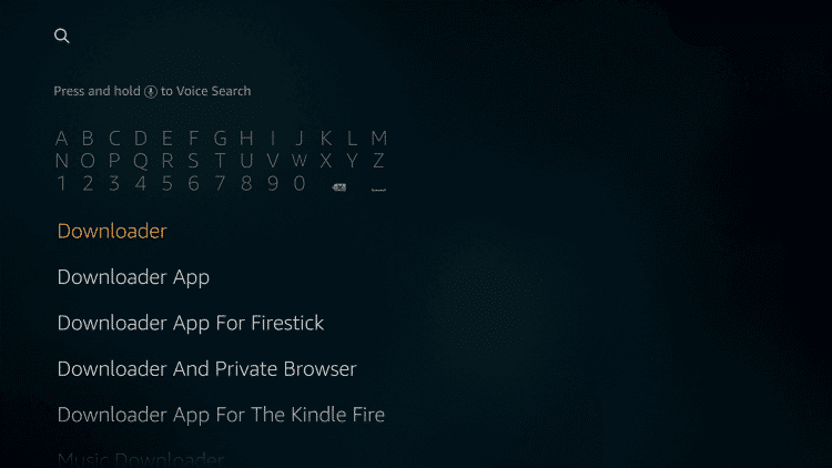 Select Downloader
