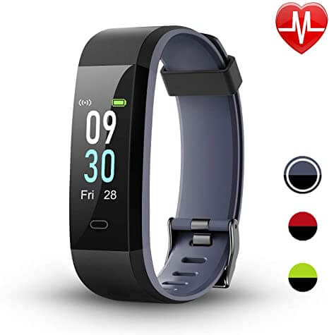Sync Letsfit Fitness Tracker