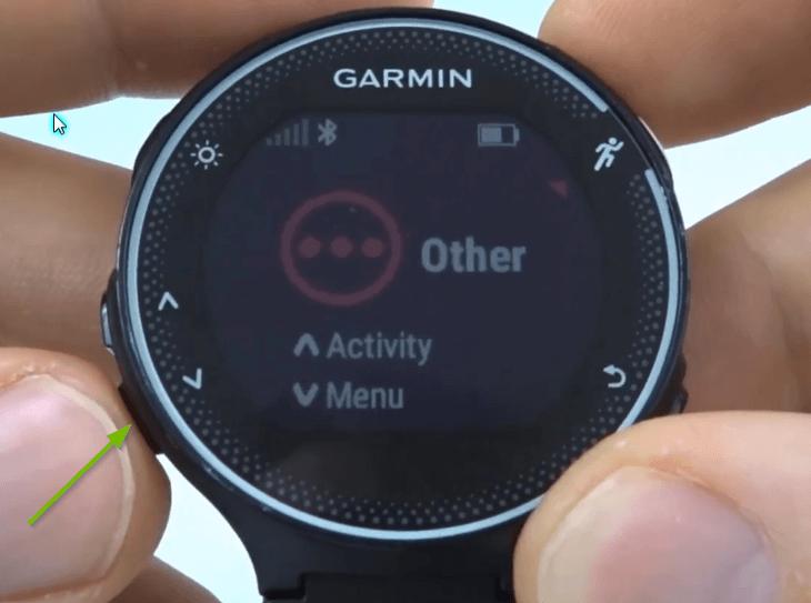 Update Garmin Watch