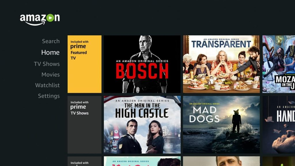 Watch Prime Video on Xbox