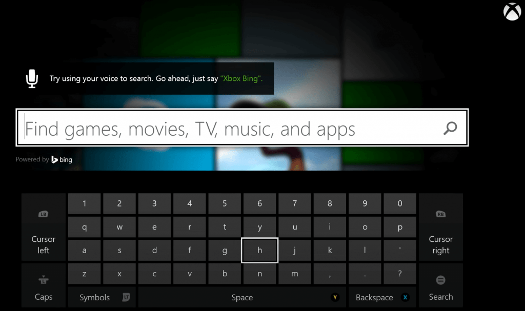 Search - Watch Prime Video on Xbox