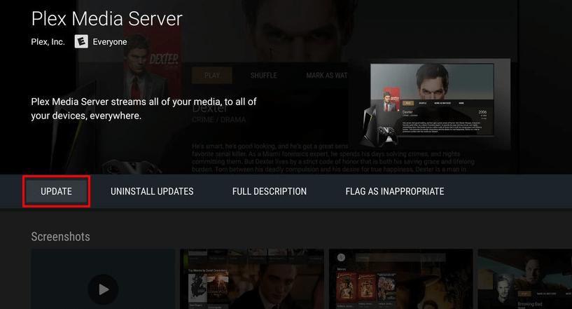 Update - How to Update Nvidia Shield?