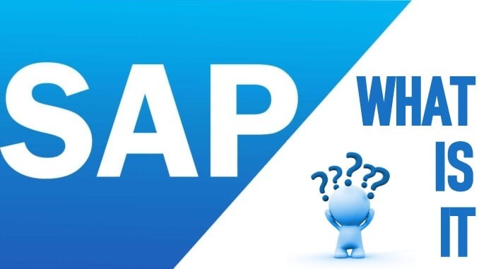 What Does SAP Stand for [Simply Explained]