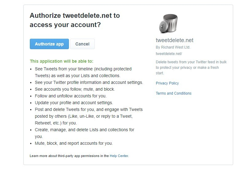 How to Delete All Tweets on Twitter
