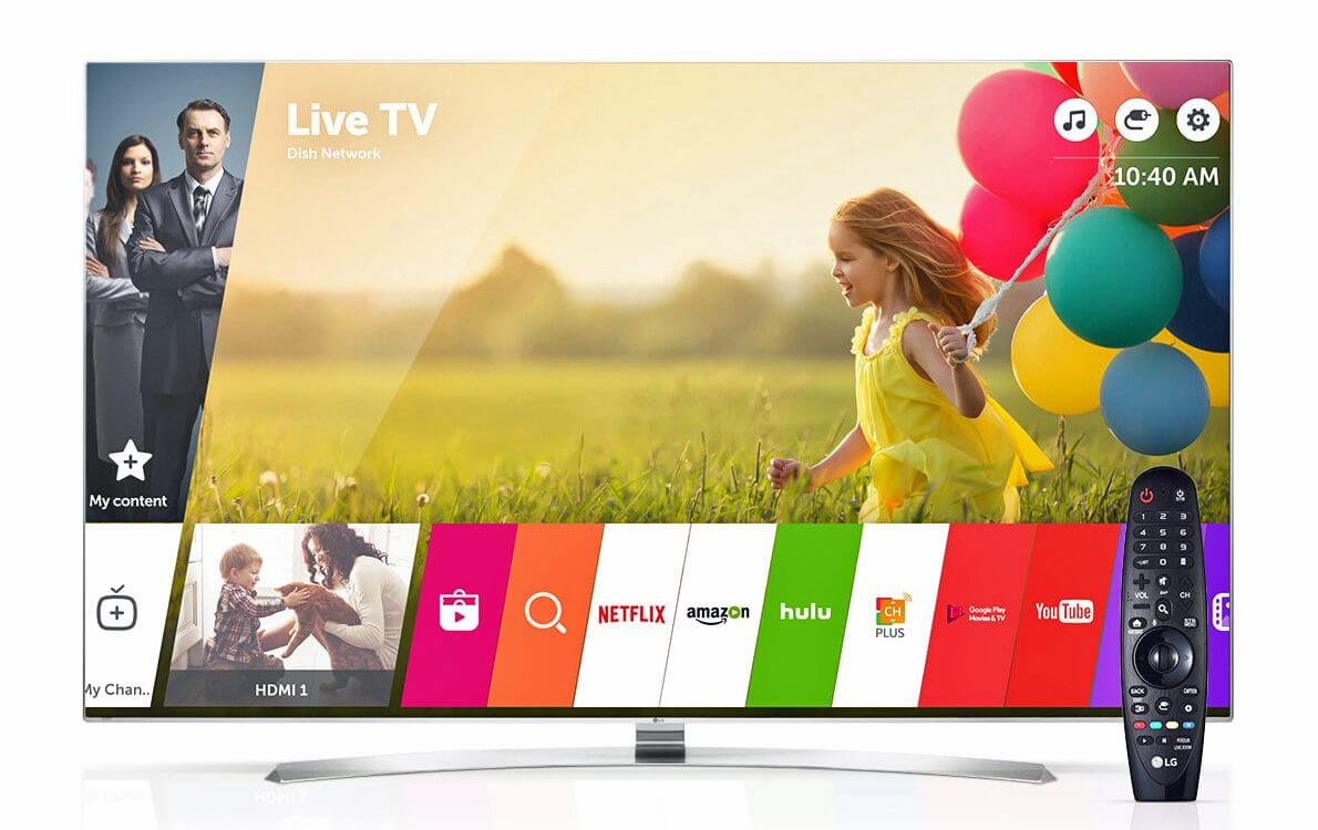 How to Download Apps on LG Smart TV