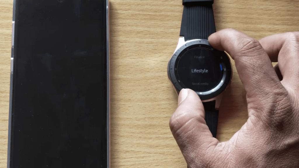 Add Apps to Samsung Galaxy Watch