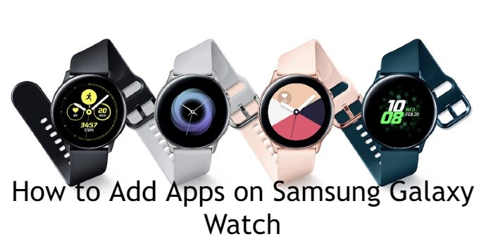 How to Add Apps to Samsung Galaxy Watch [Step By Step]