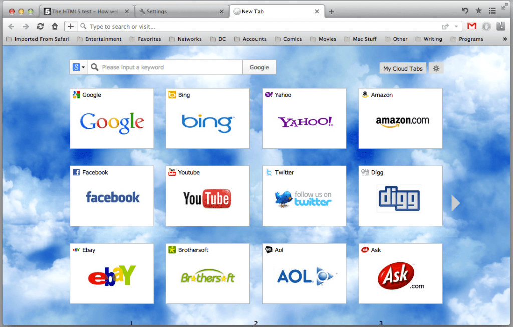 Best Web Browser for Mac - Maxthon