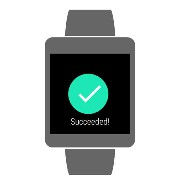Close Apps on Fossil Smartwatch