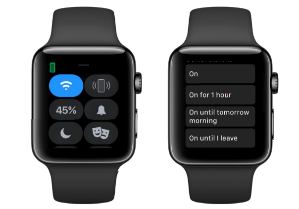 DnD Mode - How to Silence Apple Watch