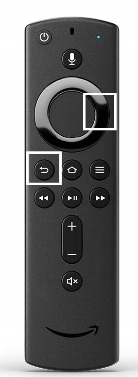 Fire TV Remote - How to Reset Firestick
