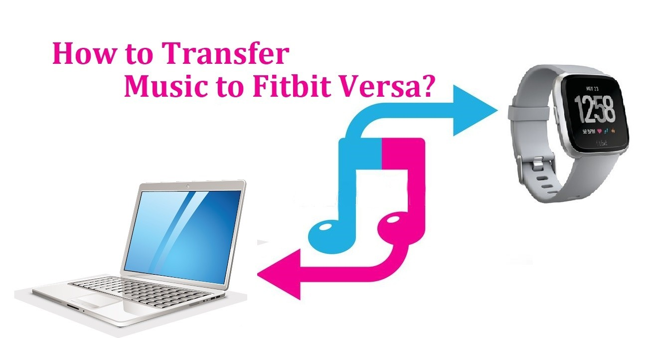 How to Transfer Music to Fitbit Versa [Using Fitbit Connect]