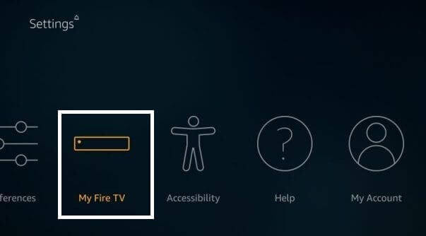 Fire TV Stick Settings - How to Reset Firestick