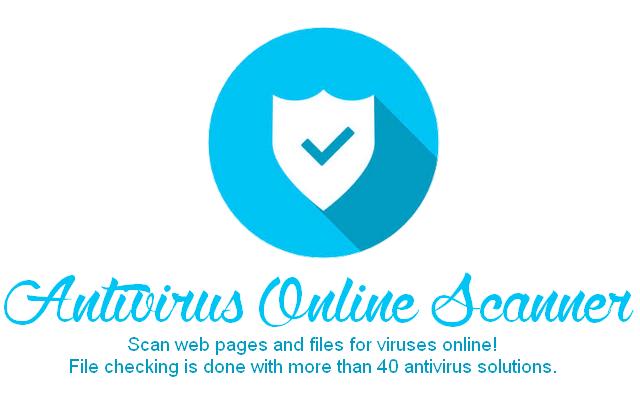 Online Antivirus Scan
