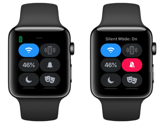 Silent Mode - How to Silence Apple Watch