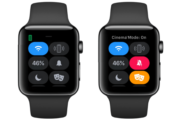 Theater Mode - How to Silence Apple Watch