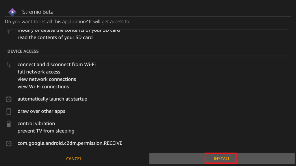 install - How to Install Stremio on Firestick