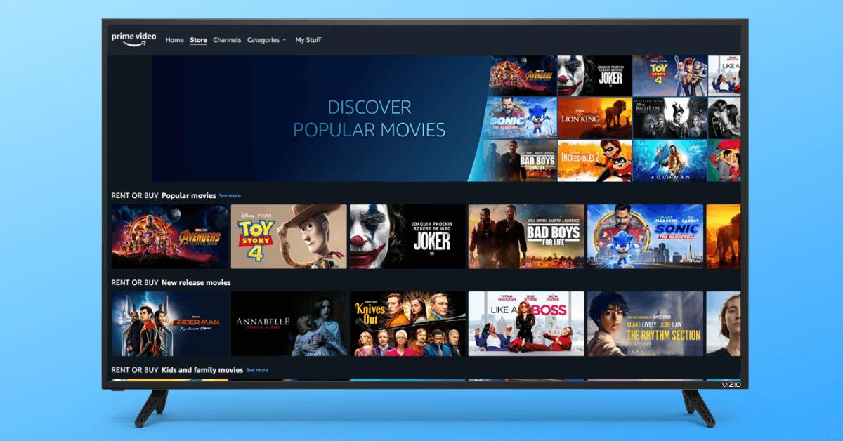 How to Watch Amazon Prime on Vizio Smart TV