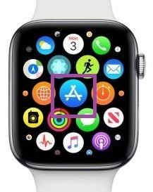 App Store on Apple Watch