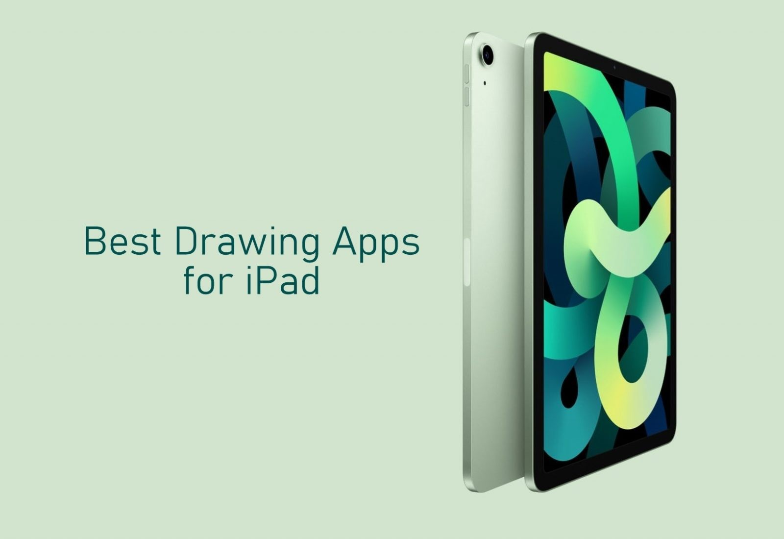 Best Drawing Apps for iPad for Designers and Artists
