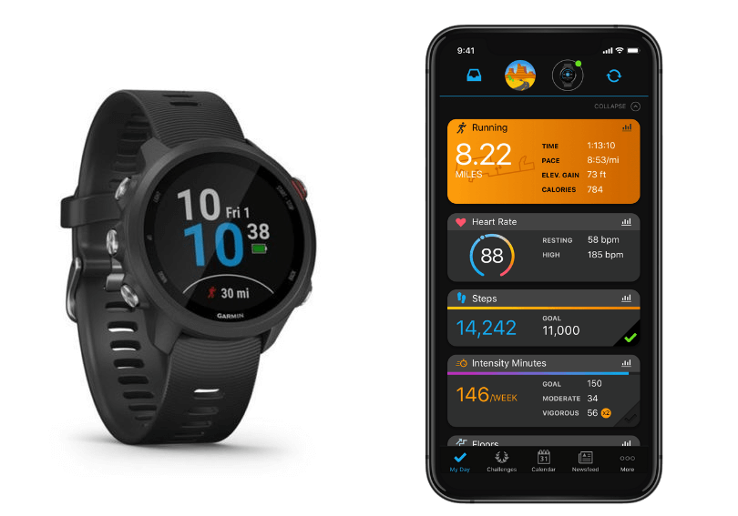 How to Connect Garmin Watch to iPhone with Garmin Connect