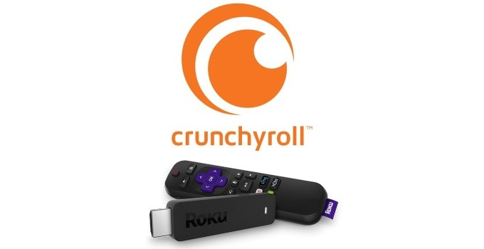 How to Stream Crunchyroll on Roku Device
