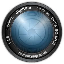 DigiKam - Best Photo Viewer for Windows