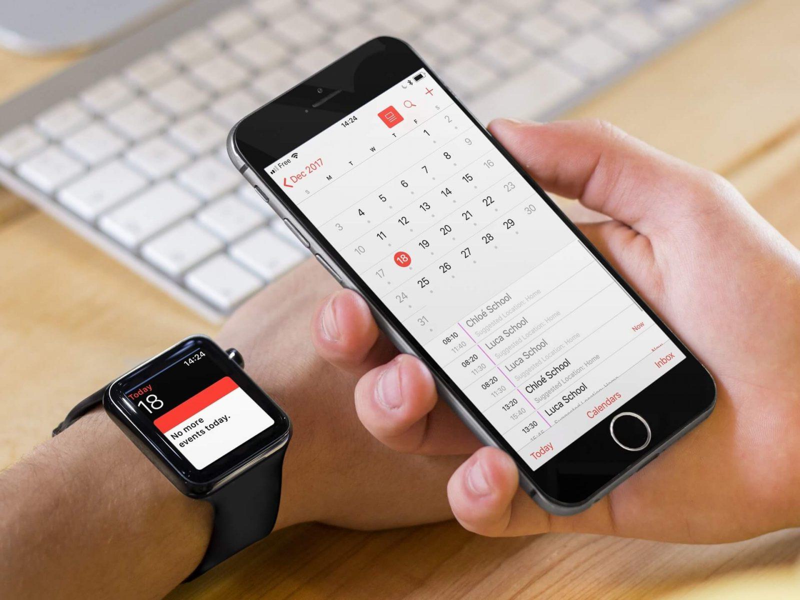 How to Setup Google Calendar on Apple Watch