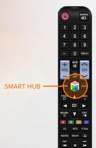 Smart Hub Button