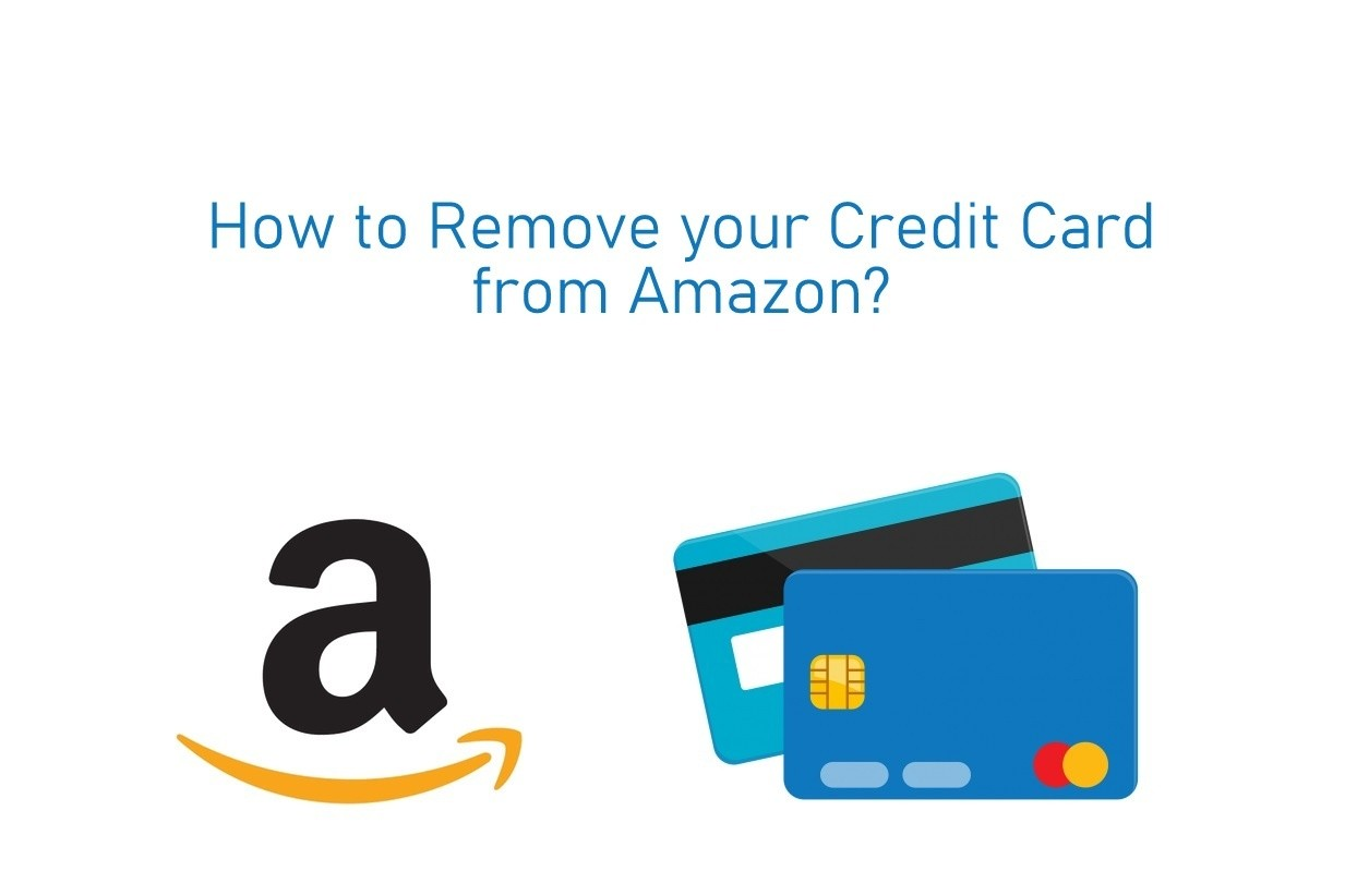 How to Remove your Credit Card from Amazon