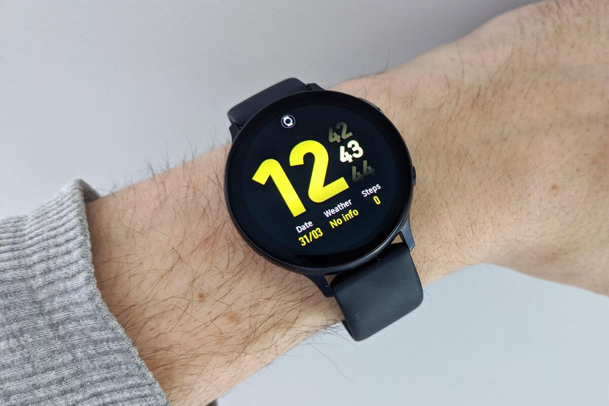 How to Restart Samsung Galaxy Smartwatch