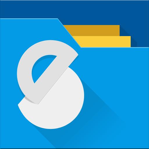 Solid Explorer - WinZip Alternatives