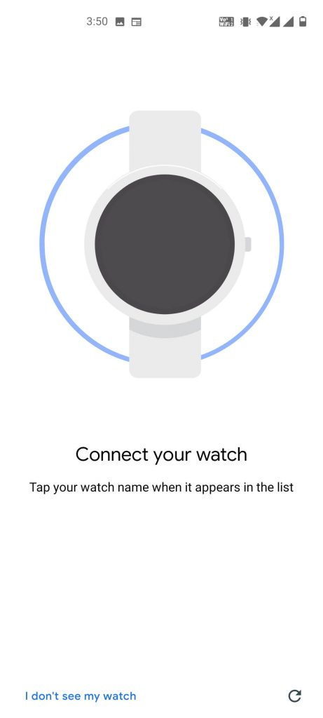 Text/Reply on Fossil Smartwatch paired with iPhone