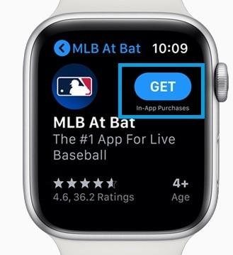 Add Apps on Apple Watch
